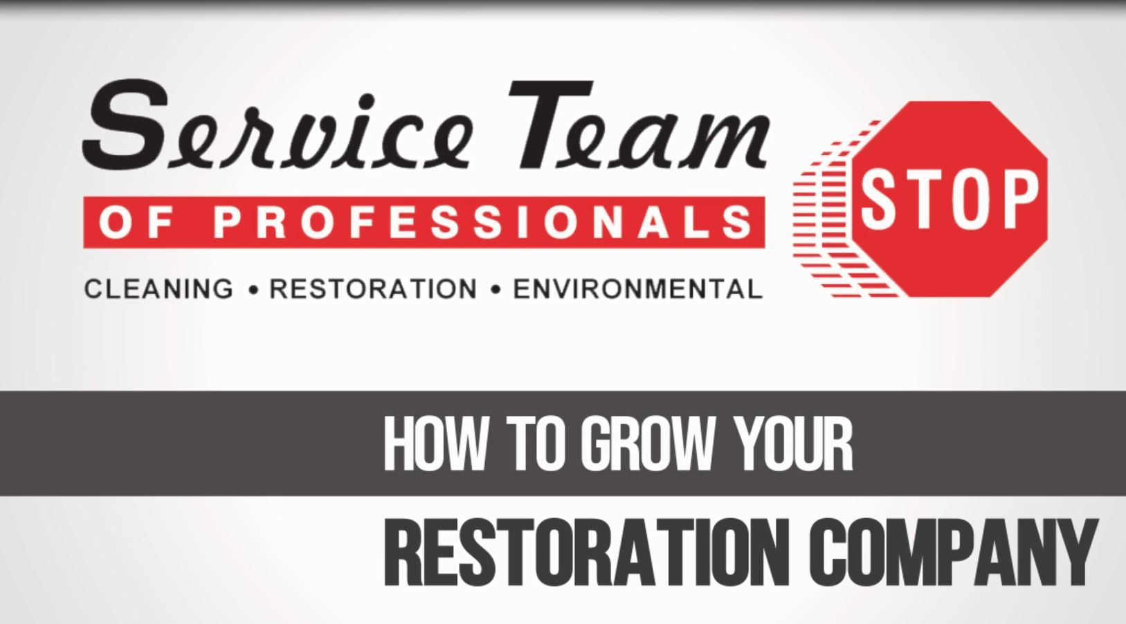 How to Grow Your Restoration Company
